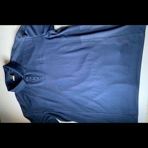 Nike golf fit dry BUD LIGHT polo shirt 2XL